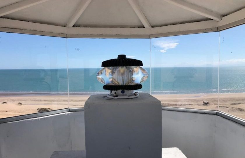 Mexico's New Lighthouse Improves Navigation and Visitor Safety<br>(Multiple Languages)
