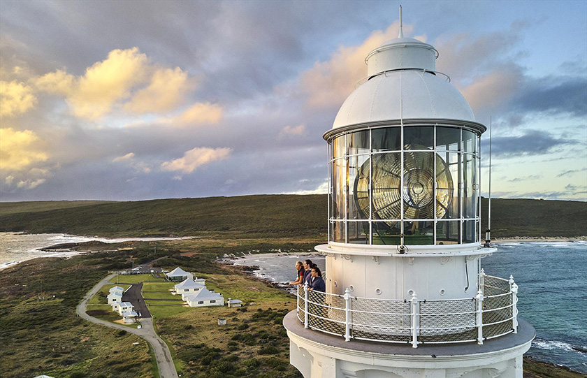 Supporting The Cape Leeuwin Lighthouse Museum