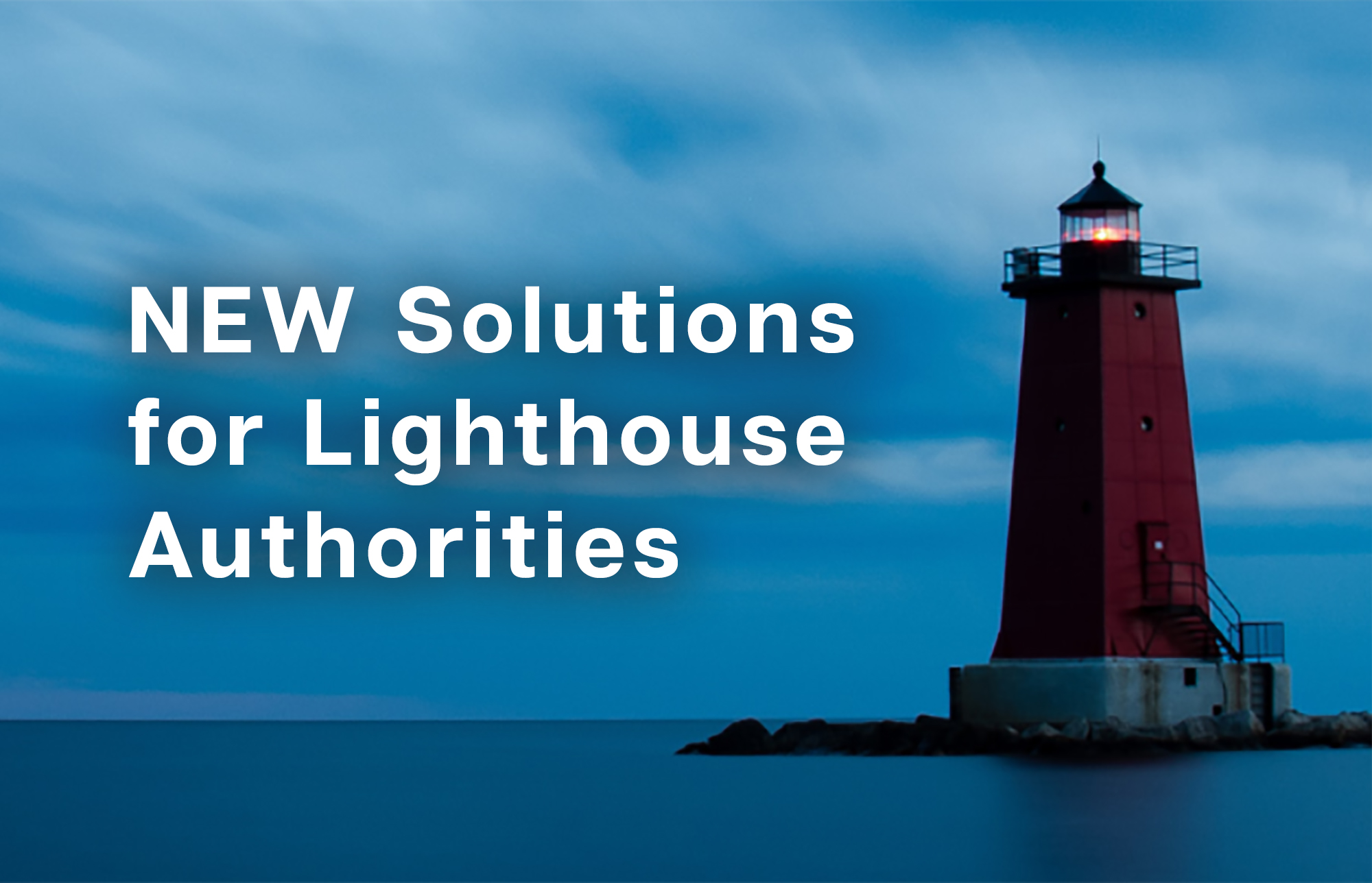 New SL-LED 324S Available For Lighthouse Authorities