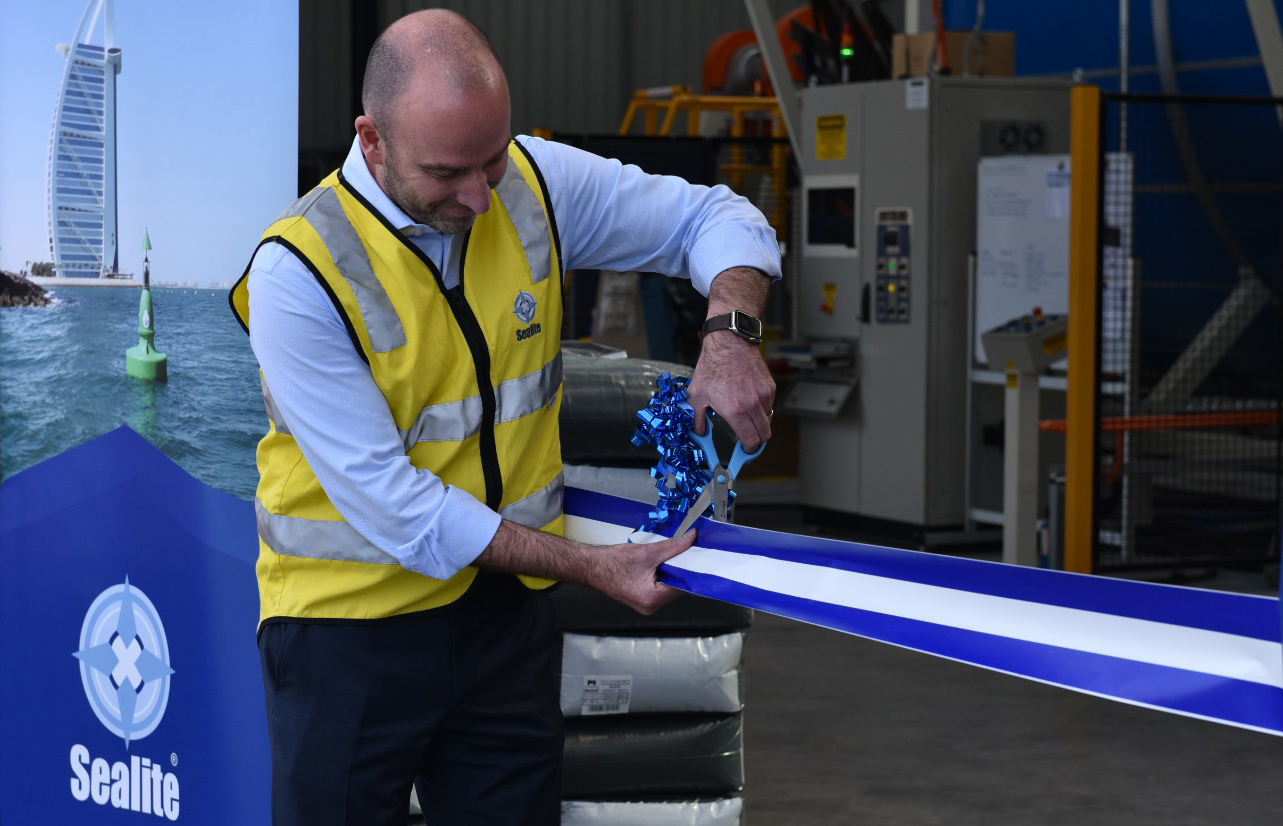 Sealite Expands Manufacturing Facility in Australia