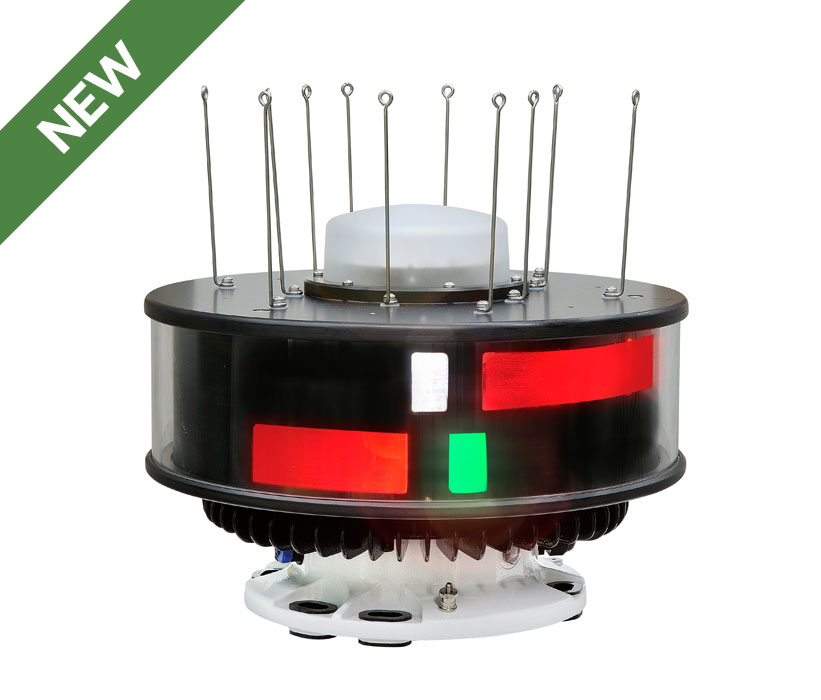 7-11NM Omni-Directional Sector Lantern <br>(SL-ODSL)