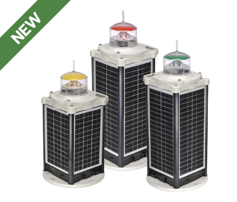 3-5NM Solar Marine Lantern <br>(SL-C310 Series)