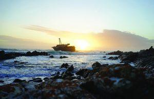 Wreck Marking: Ensuring Safe Future Navigation in West Africa<br>(Multiple Languages)