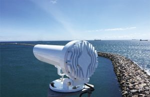 Port Entry Light Helps Ensure Vessel, Cargo and Crew Safety at Large South American Port (English / Latin Spanish)