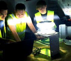 Sealite's Engineering Interns