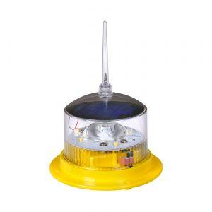 Sealite SL-15 Solar Marine Lantern Yellow