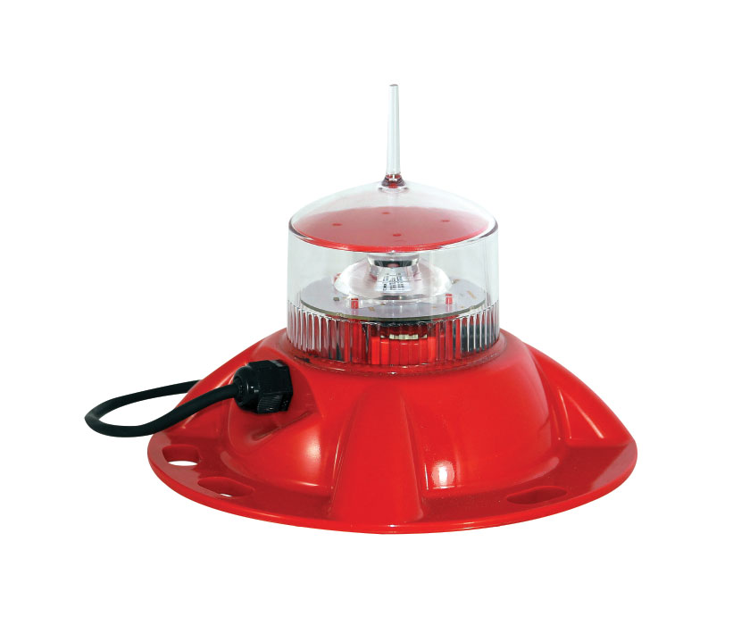 1-5NM Stand Alone Marine Lantern <br>(SL-07 Series)