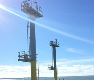 Sealite's AtoN Guidance System for Portsmouth Harbour