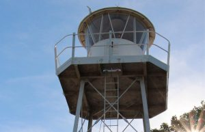 LED Light Source installed at Emery Point Lighthouse