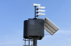 Port Entry Lighting System Enhances Safety at World Class Port