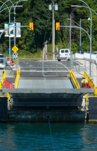 Sealite Provides Custom Lighting Solution for the British Columbia Cable Ferry