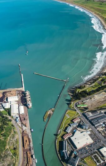 Sealite delivers complete port solution to Eastland Port