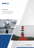 Importance of Solar Calculations