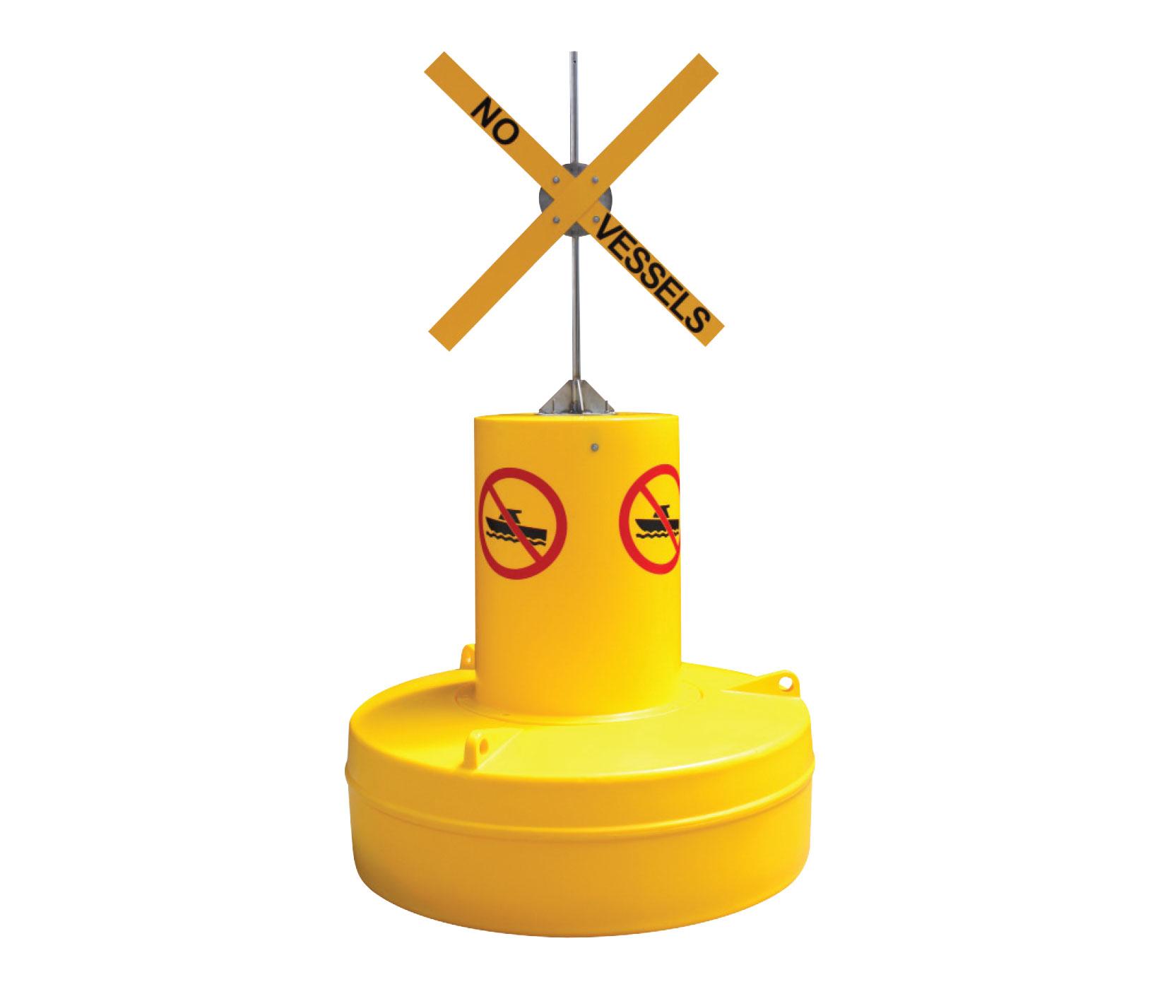 1250mm Diameter Navigation Buoy (SL-B1250)