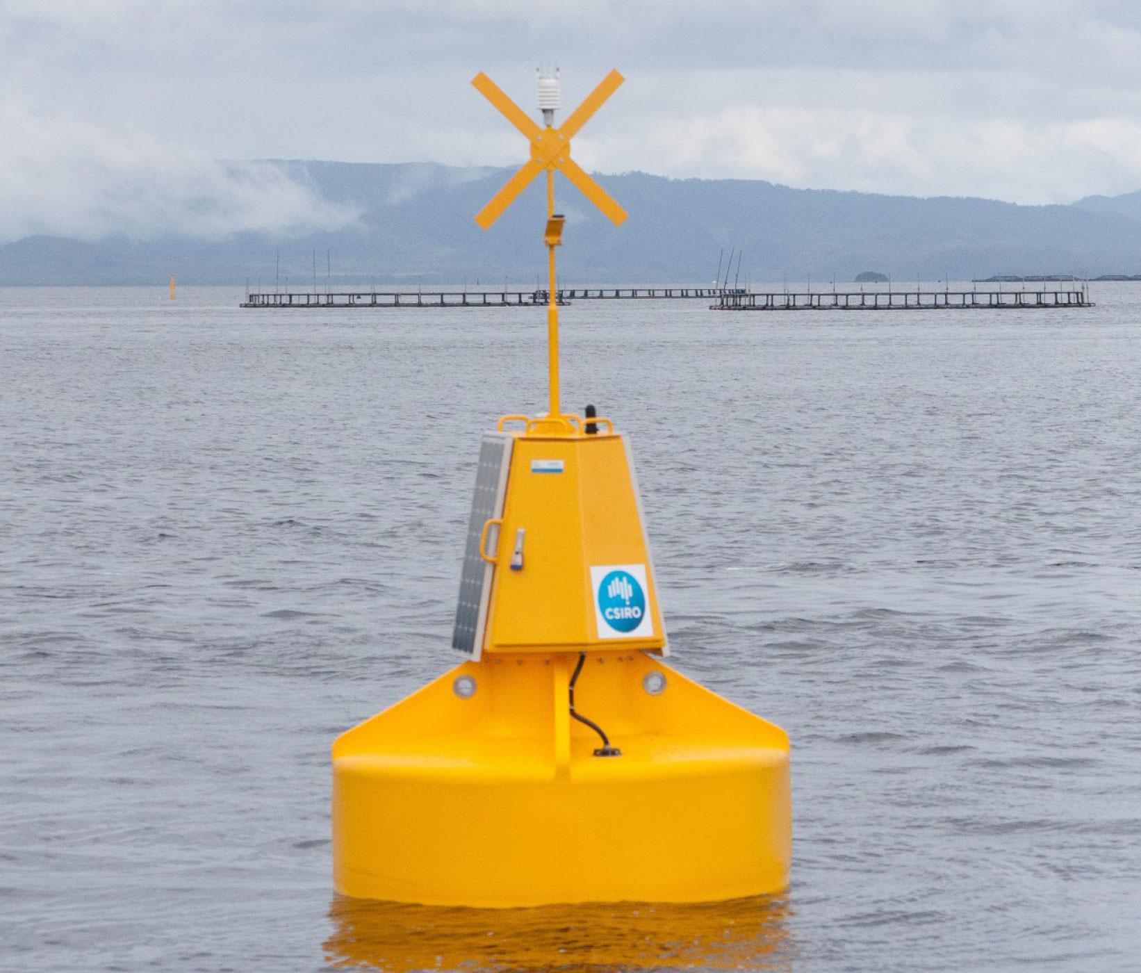 2200mm Diameter Ocean Buoy <br>(Nautilus SL-B2200)