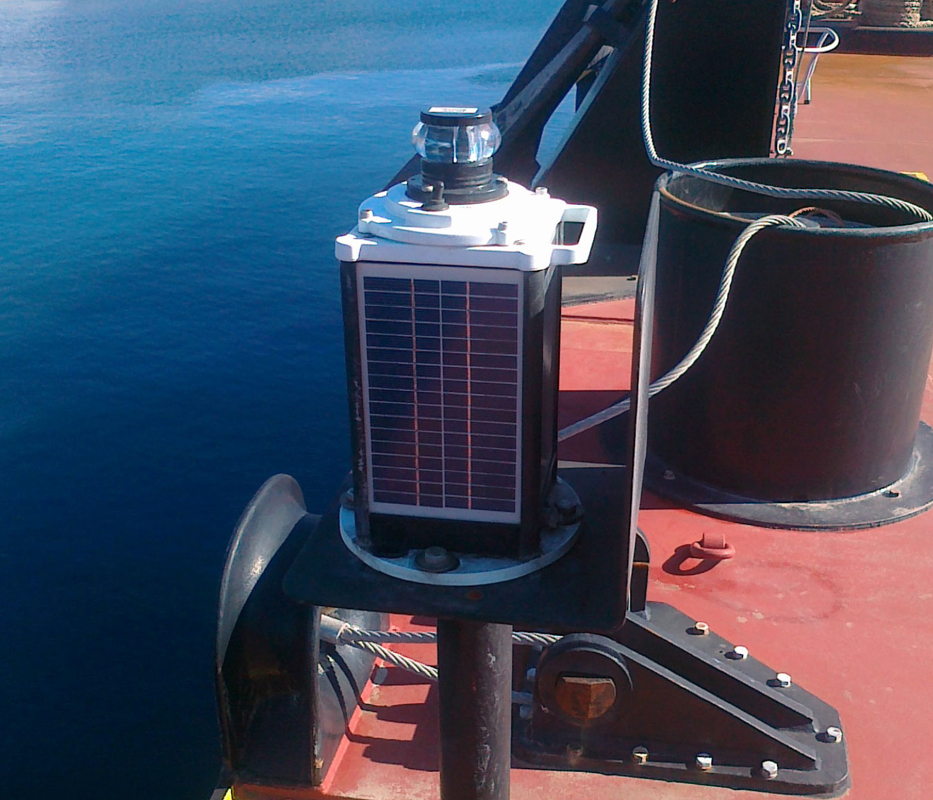 3NM Bargesafe Solar Barge Light