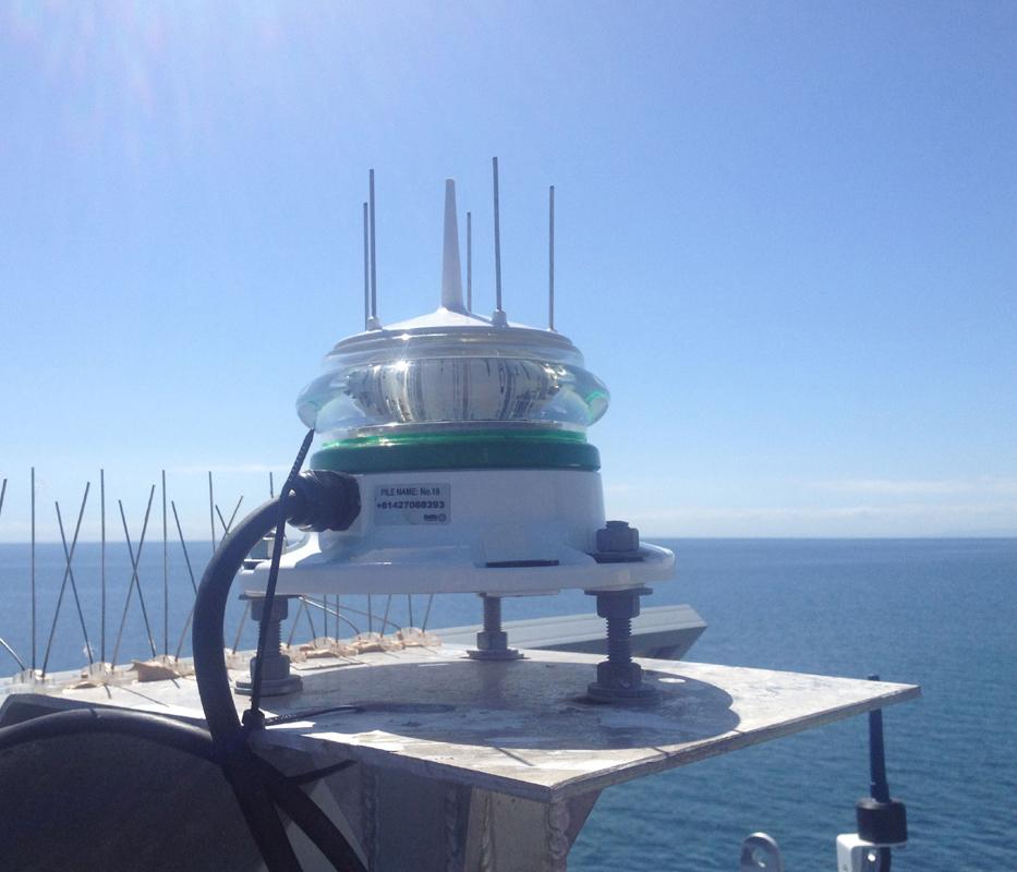 6-13NM+ Stand Alone Marine Lantern <br>(SL-155)