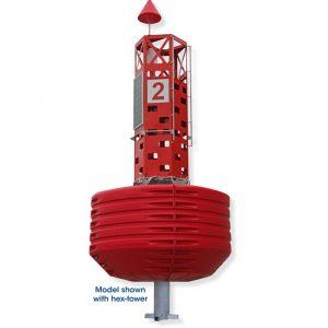 hexagonalt-aluminiu-tower-buoy