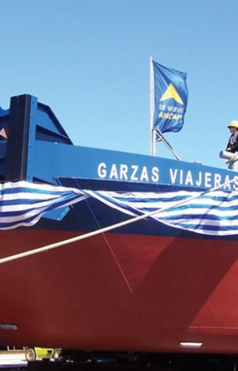 BargeSafe™ selected for ANCAP bulk transportation barges