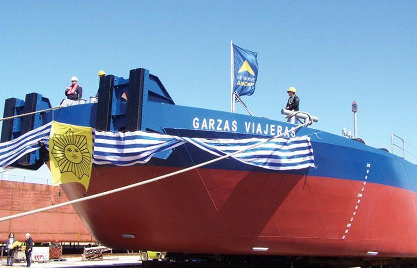 BargeSafe™ selected for ANCAP bulk transportation barges