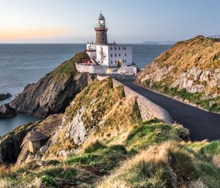 LED Light Source installed at Baily Lighthouse
