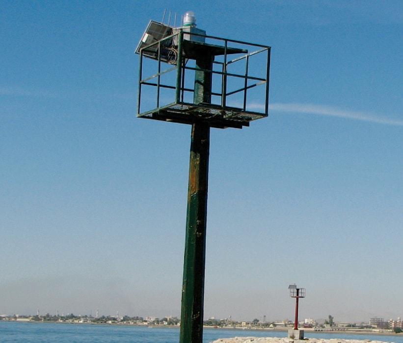 5-9NM+ Stand Alone Marine Lanterns (SL-125)