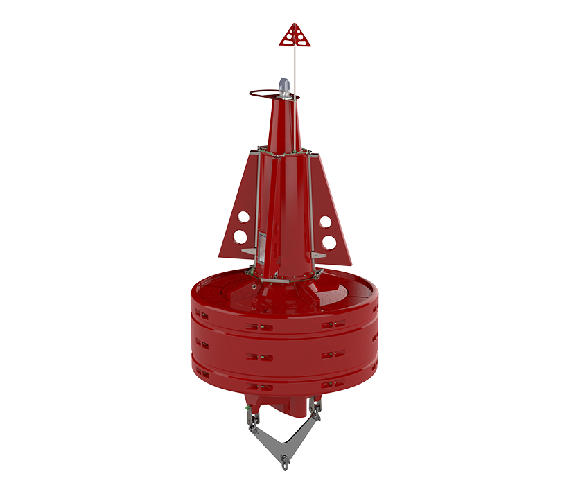 3000mm Diameter Ocean Buoy <br>(Atlantic SL-B3000C)