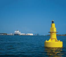 Large Ocean Buoys