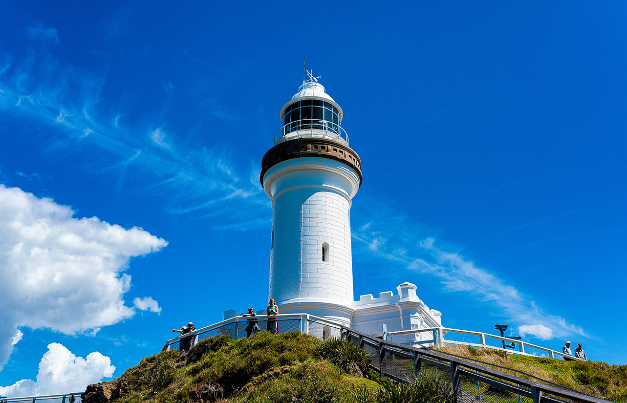 Cape Byron Named Heritage Lighthouse of the Year 2021